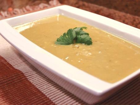 Toor Dal--Yellow Lentil Soup