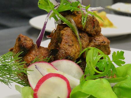 Spicy Char-grilled Meat (Haku Chuya-la)