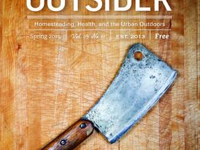 Portland Outsider, Knife Skill