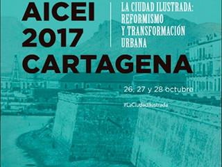 La JOSCT colabora en el XII Encuentro AICEI 2017 Cartagena
