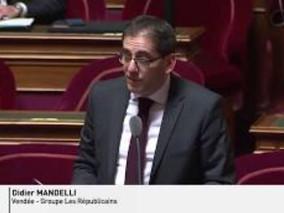 Nouvelle prison de Vendée : ma question à la Ministre de la Justice