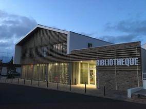 Inauguration de la bibliothèque et maison médicale de Soullans
