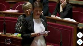 Femmes et agriculture : mon intervention au Sénat