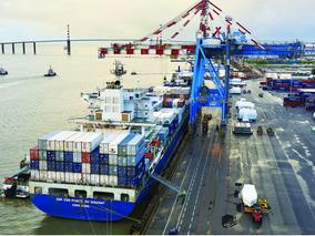 Rapporteur de la proposition de loi sur la gouvernance des ports