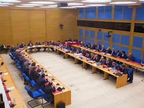 Election à la Vice-Présidence de la Commission