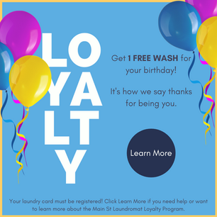 It's Your Birthday? Get A Free Wash!