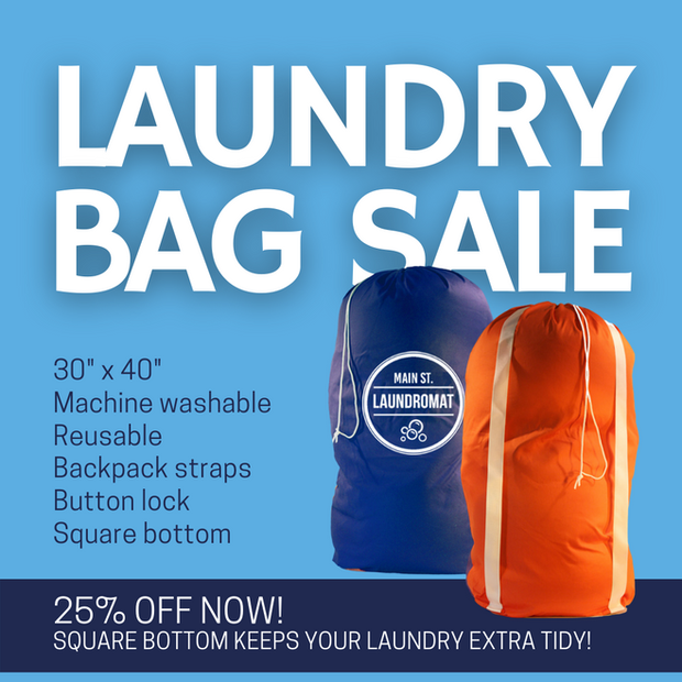 Our Best Laundry Bags Are On Sale Now!