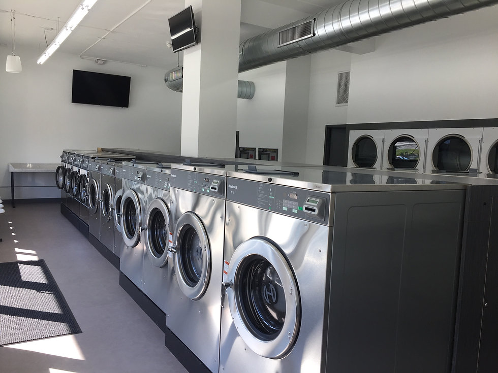 Main St Laundromat, 780 Main Street, Malden, Massachusetts 02148, United States