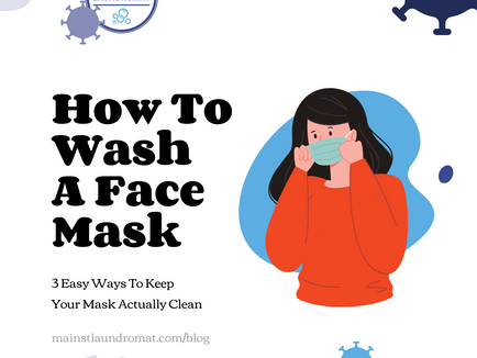 How To Wash A Face Mask