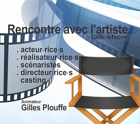 RENCONTRE AVEC L'ARTISTE