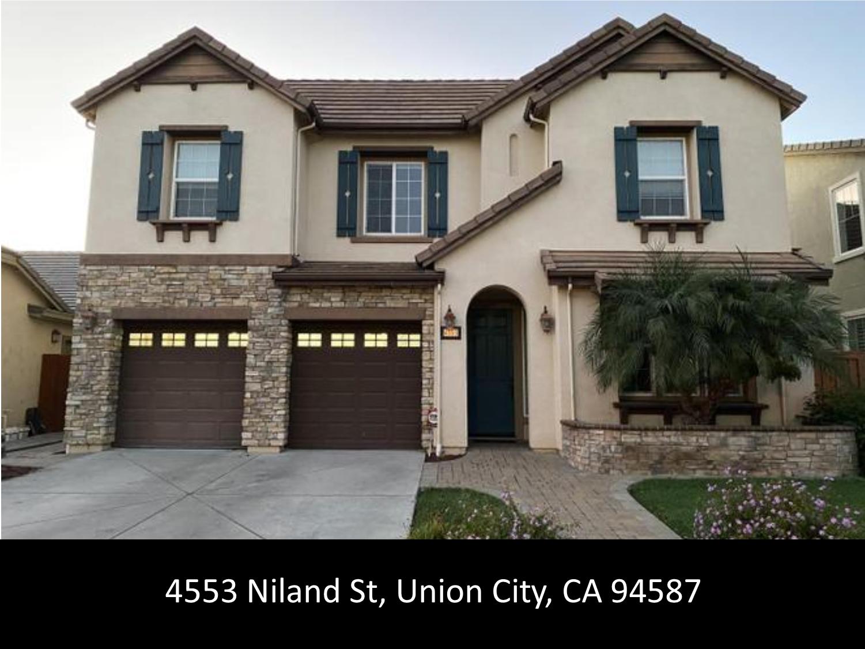 4553 Niland St, Union City, CA 94587