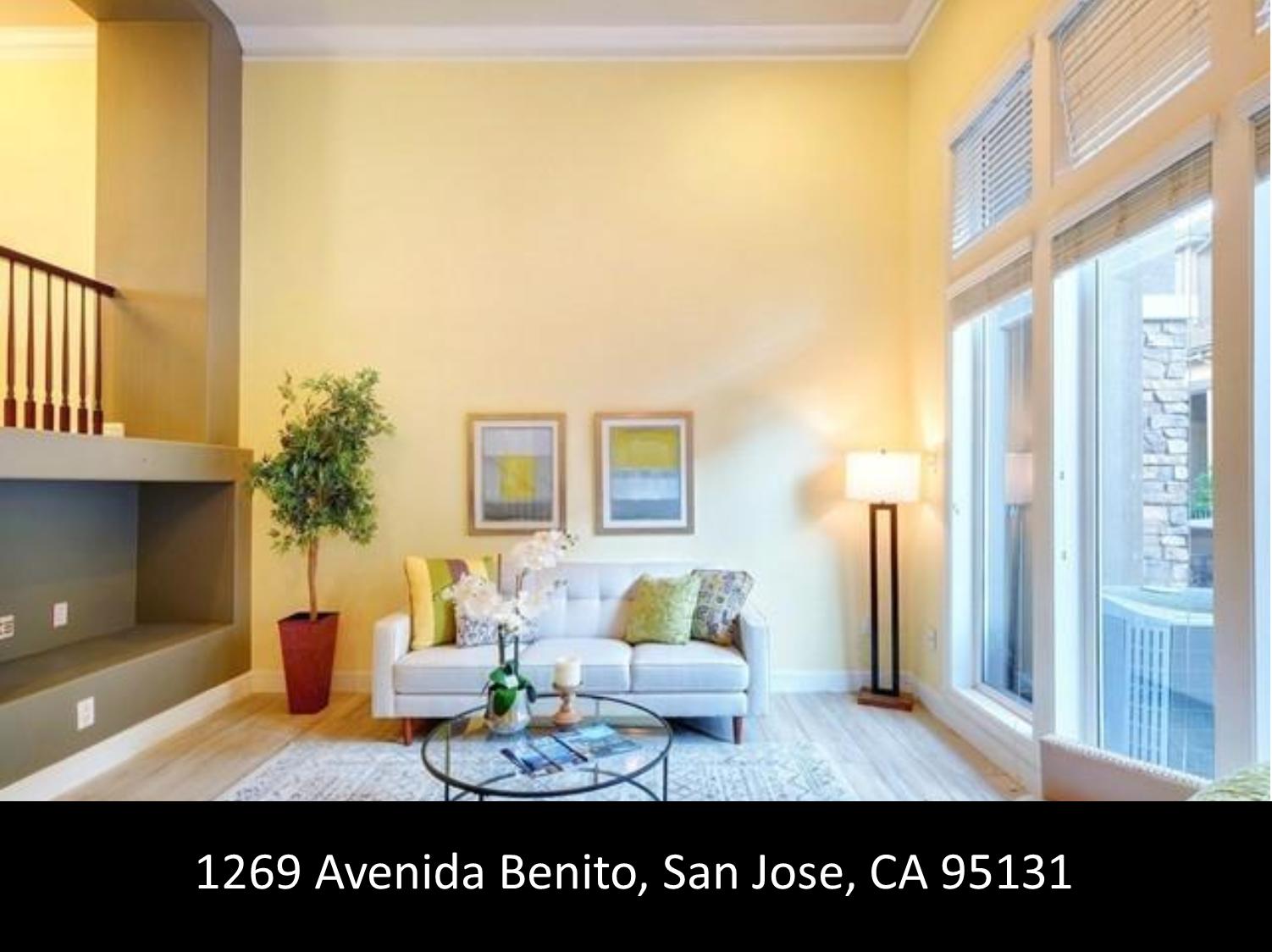 1269 Avenida Benito, San Jose