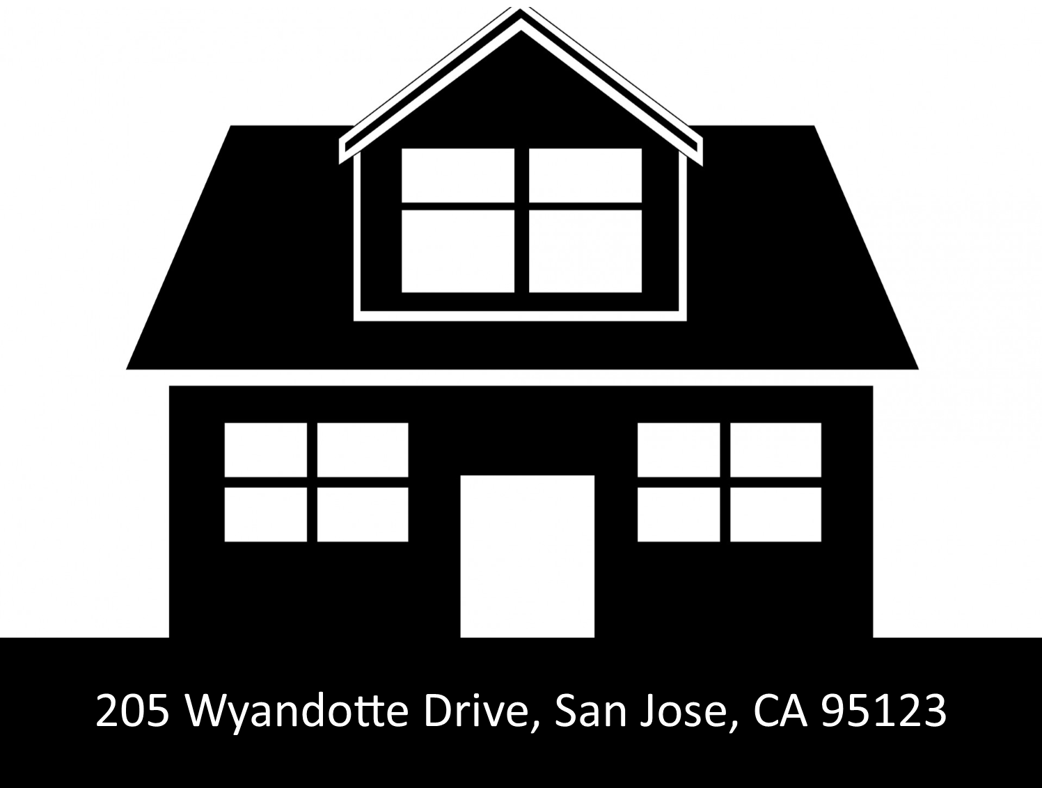205 Wyandotte Drive, San Jose, CA 95123