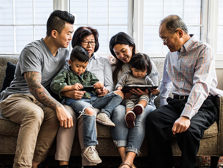 More Generations Are Living Under One Roof This Year