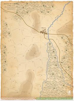 albuera_map_1811