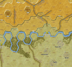 Game Map Section