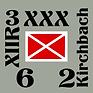 3-XIIR Inf 6-2 Kirchbach.png