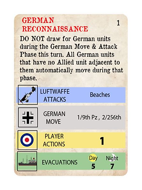 Action Card