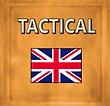 british tactical marker.