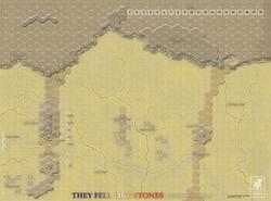 Isandlwana map