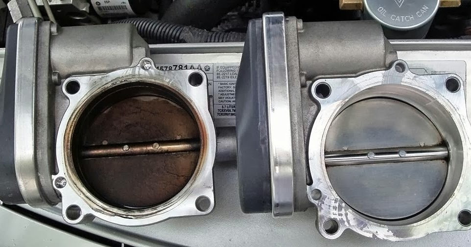 Fuel/Air Induction Cleanup