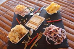 Tapas Peruanas