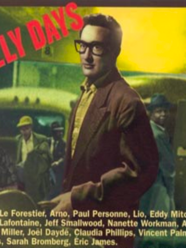 Album Holly Days, hommage à Budy Holly