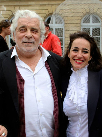 Avec Jacques Weber
