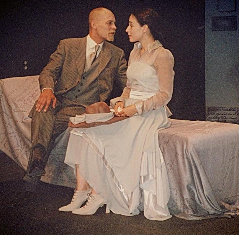 La damnation de Freud, pièce de théâtre de Tobie Nathan