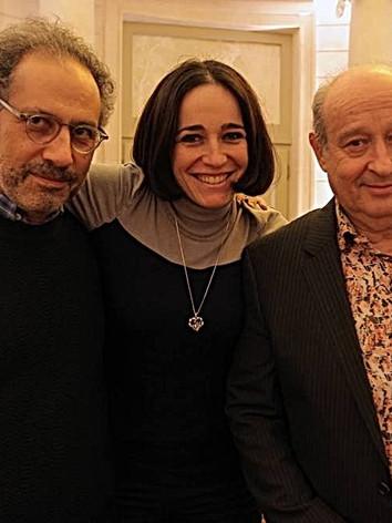 Avec Marc Lumbroso & Michel Jonasz