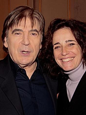 Avec Serge Lama