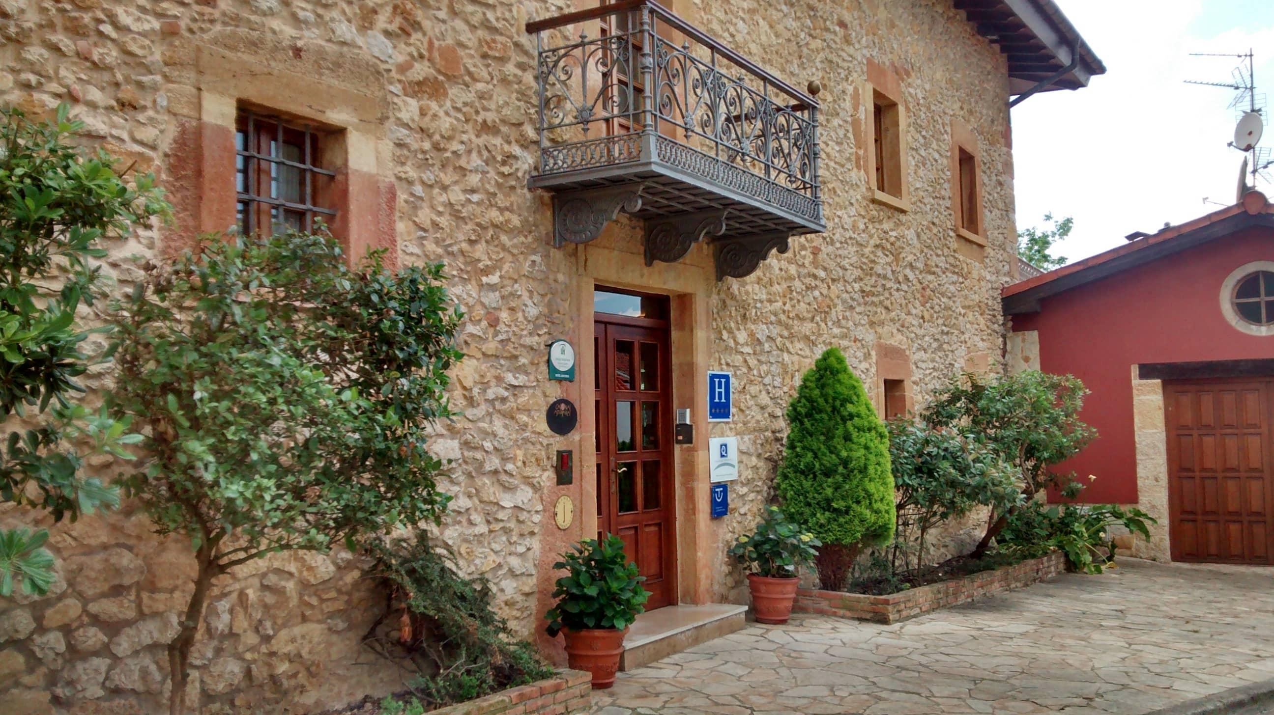 Entrada Principal Hotel
