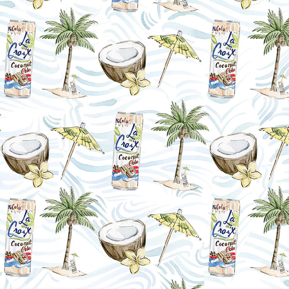 NiCola Coconut Cola