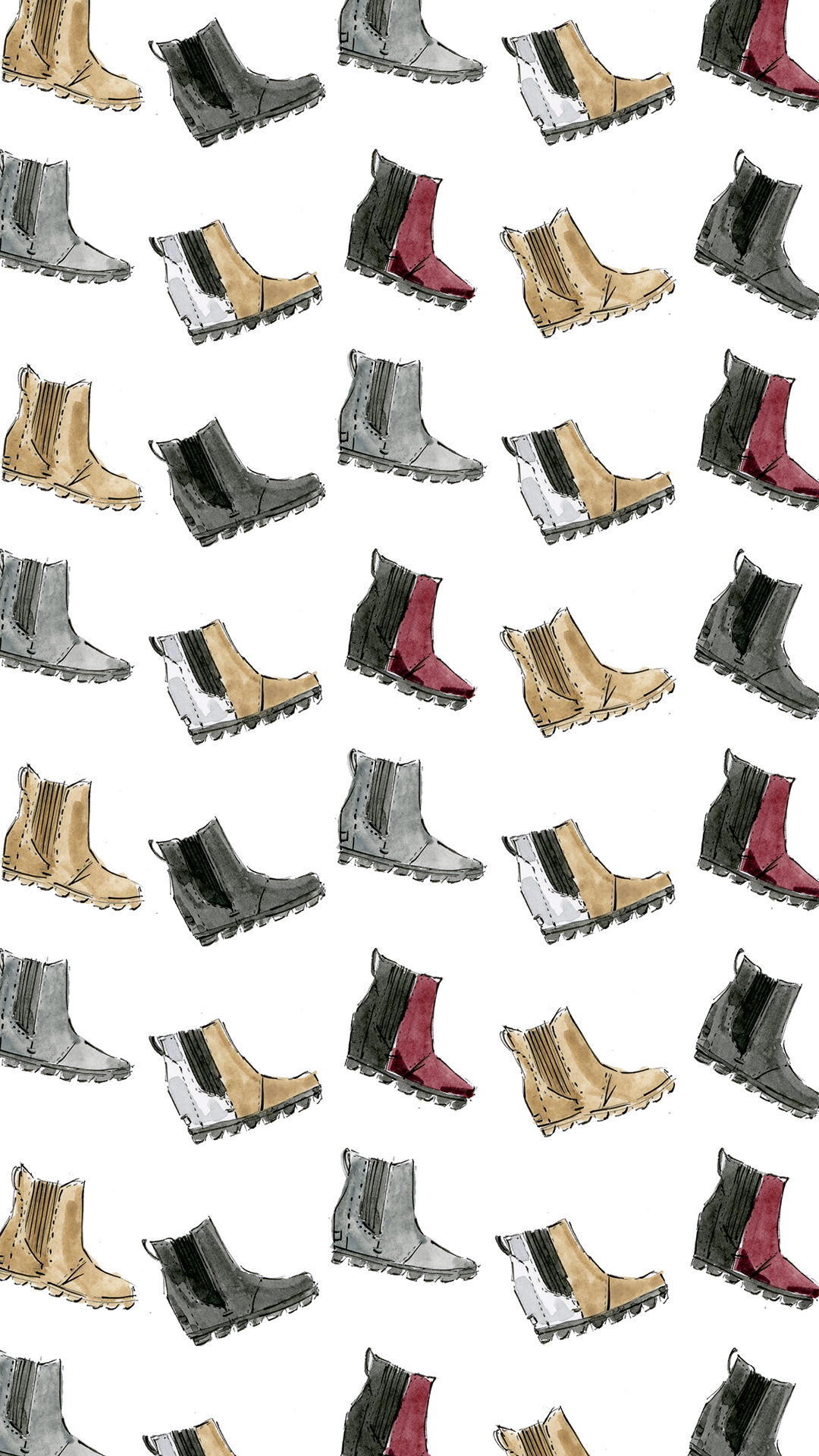 For SOREL Footwear