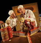 King_Lear_-_Sharing_the_cake_-_Passparto