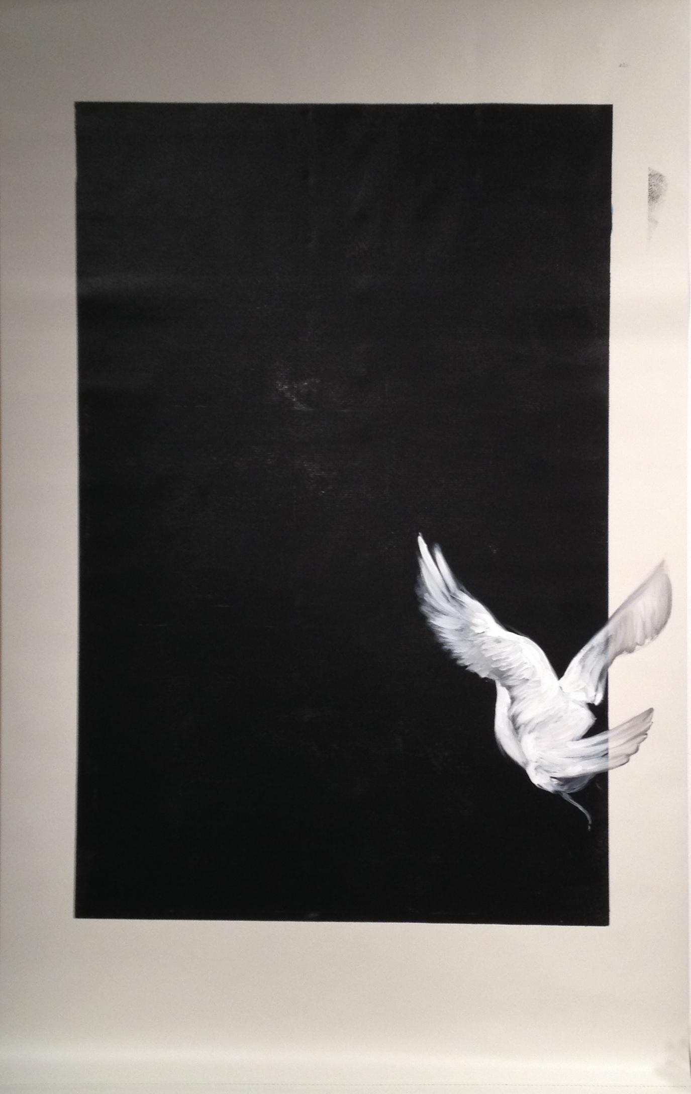 Leah's Heron