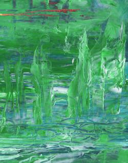 Variations on a Pond III