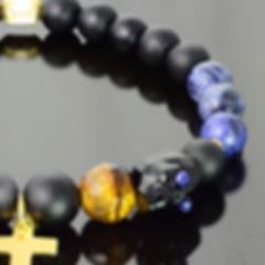 bracelet men skull
