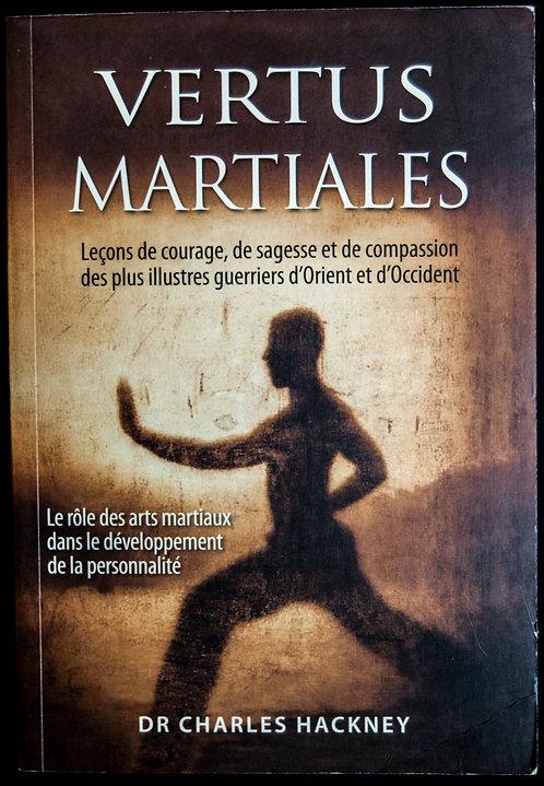 Vertus martiales de Charles Hackney
