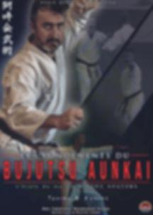 JAQUETTE DVD AUNKAI BUJUTSU COUVERTURE.j