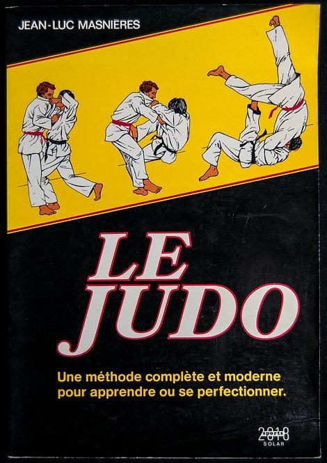 LE JUDO de Jean-Luc Masnières