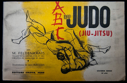 ABC du JUDO par Moshe Feldenkrais