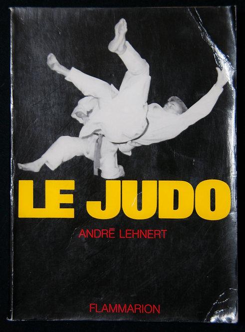 LE JUDO d'André Lehnert