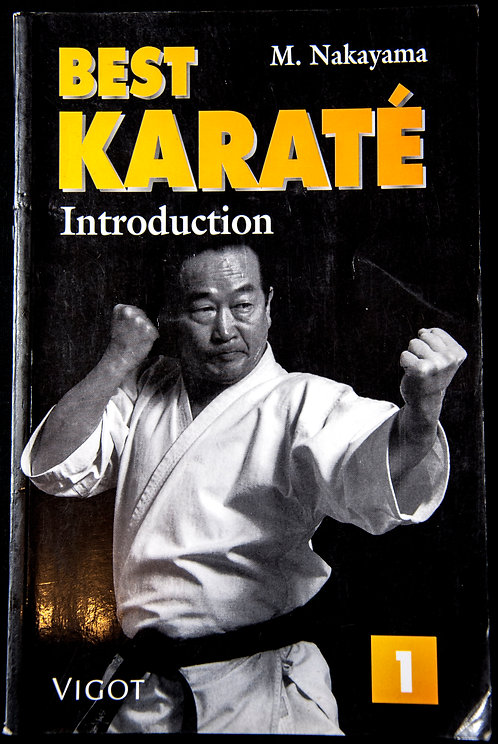 Best KARATE introduction de Masatoshi Nakayama