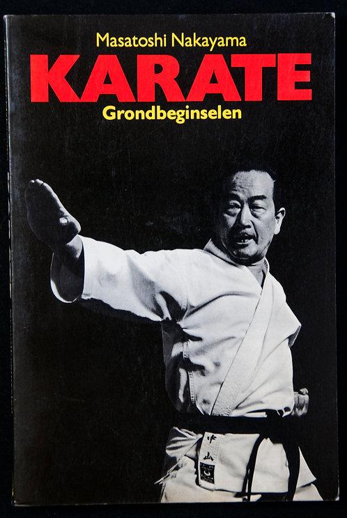 KARATE de Masatoshi Nakayama