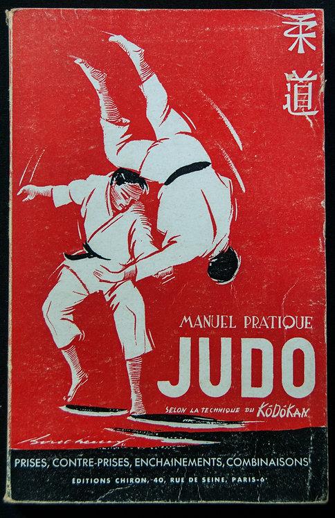 Manuel Pratique Judo selon la technique du Kodokan par Robert Lasserre