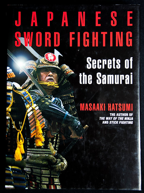 JAPANESE SWORD FIGHTING by Masaaki Hatsumi