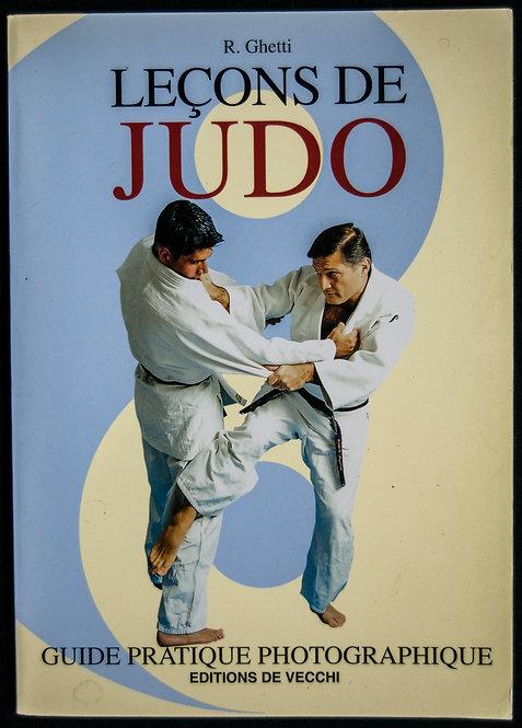 Leçons de Judo de R.Ghetti
