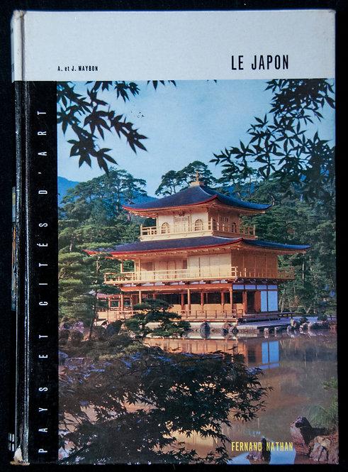 Le JAPON de A. et J.Maybon