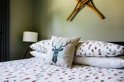 Deer pillow - Begbie